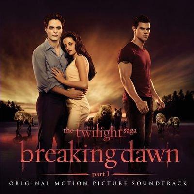 Twilight Saga: Breaking Dawn Soundtrack CD. Twilight Saga: Breaking Dawn Soundtrack