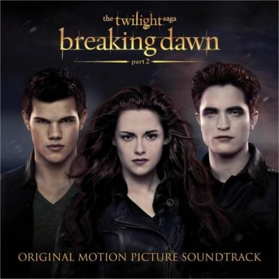 Twilight Saga: Breaking Dawn - Part 2 Soundtrack CD. Twilight Saga: Breaking Dawn - Part 2 Soundtrack
