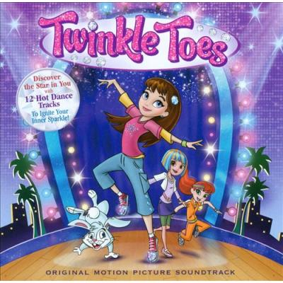 Twinkle Toes Soundtrack CD. Twinkle Toes Soundtrack