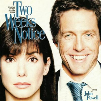 Two Weeks Notice Soundtrack CD. Two Weeks Notice Soundtrack Soundtrack lyrics
