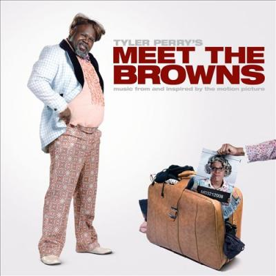 Tyler Perry's : Meet the Browns Soundtrack CD. Tyler Perry's : Meet the Browns Soundtrack