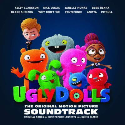 UglyDolls Soundtrack CD. UglyDolls Soundtrack