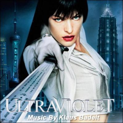 Ultraviolet Soundtrack CD. Ultraviolet Soundtrack