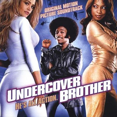Undercover Brother Soundtrack CD. Undercover Brother Soundtrack