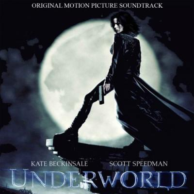 Underworld Soundtrack CD. Underworld Soundtrack