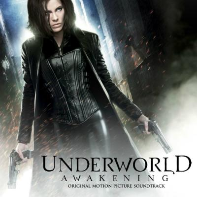Underworld: Awakening Soundtrack CD. Underworld: Awakening Soundtrack