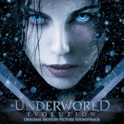 Underworld: Evolution Soundtrack CD. Underworld: Evolution Soundtrack