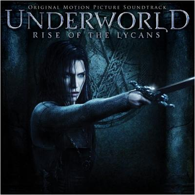 Underworld: Rise of the Lycans Soundtrack CD. Underworld: Rise of the Lycans Soundtrack