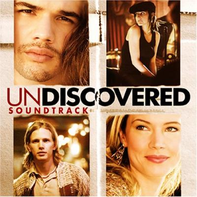 Undiscovered Soundtrack CD. Undiscovered Soundtrack