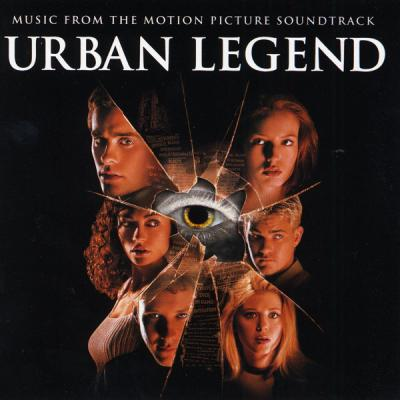 Urban Legend Soundtrack CD. Urban Legend Soundtrack