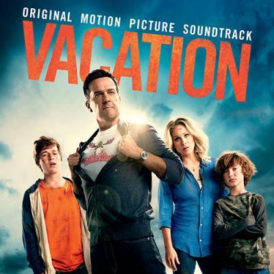 Vacation Soundtrack CD. Vacation Soundtrack