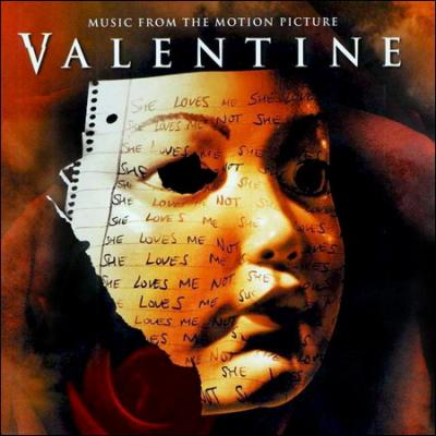 Valentine Soundtrack CD. Valentine Soundtrack