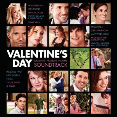 Valentine's Day Soundtrack CD. Valentine's Day Soundtrack
