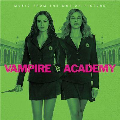 Vampire Academy Soundtrack CD. Vampire Academy Soundtrack