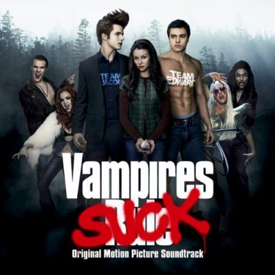 Vampires Suck Soundtrack CD. Vampires Suck Soundtrack