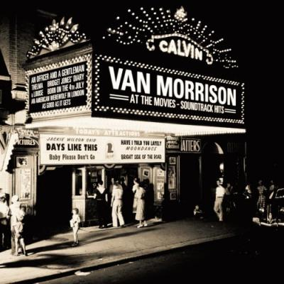 Van Morrison At The Movies Soundtrack CD. Van Morrison At The Movies Soundtrack