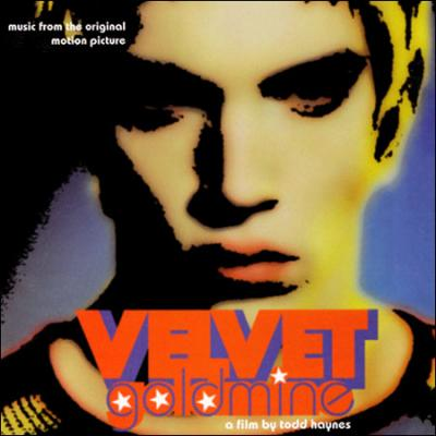 Velvet Goldmine Soundtrack CD. Velvet Goldmine Soundtrack