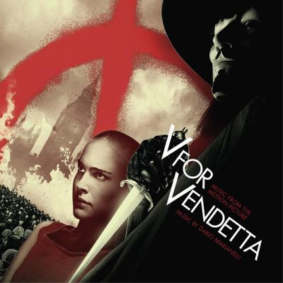 V for Vendetta Soundtrack CD. V for Vendetta Soundtrack