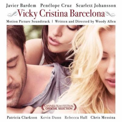 Vicky Cristina Barcelona Soundtrack CD. Vicky Cristina Barcelona Soundtrack