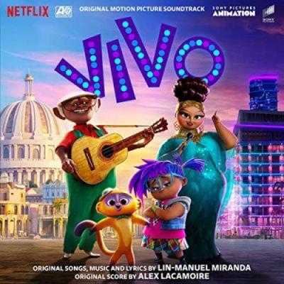 Vivo Soundtrack CD. Vivo Soundtrack