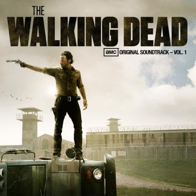Walking Dead Season 1 Soundtrack CD. Walking Dead Season 1 Soundtrack
