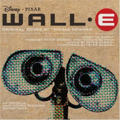 WALL E Soundtrack CD. WALL E Soundtrack