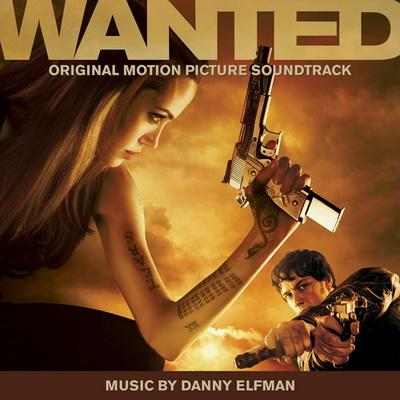 Wanted Soundtrack CD. Wanted Soundtrack