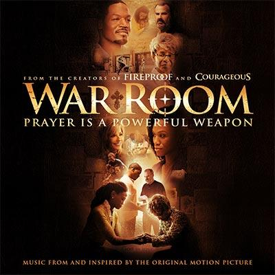 War Room Soundtrack CD. War Room Soundtrack