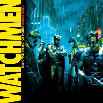 Watchmen Soundtrack CD. Watchmen Soundtrack