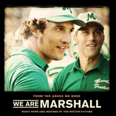 We Are Marshall Soundtrack CD. We Are Marshall Soundtrack