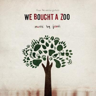 We Bought A Zoo Soundtrack CD. We Bought A Zoo Soundtrack