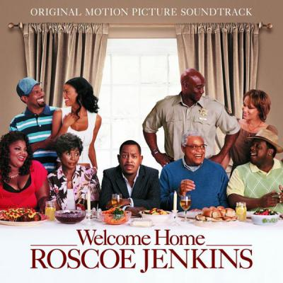Welcome Home Roscoe Jenkins Soundtrack CD. Welcome Home Roscoe Jenkins Soundtrack