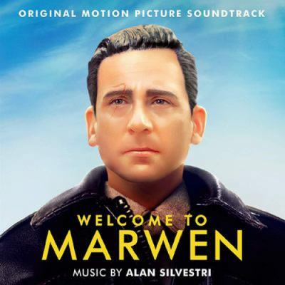 Welcome to Marwen Soundtrack CD. Welcome to Marwen Soundtrack