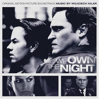 We Own the Night Soundtrack CD. We Own the Night Soundtrack