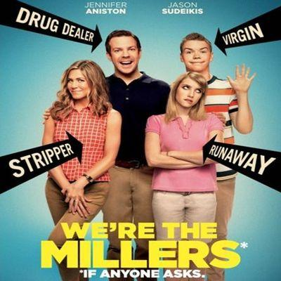 We're The Millers Soundtrack CD. We're The Millers Soundtrack
