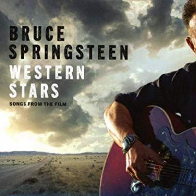 Western Stars Soundtrack CD. Western Stars Soundtrack