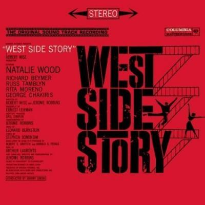 West Side Story Soundtrack CD. West Side Story Soundtrack