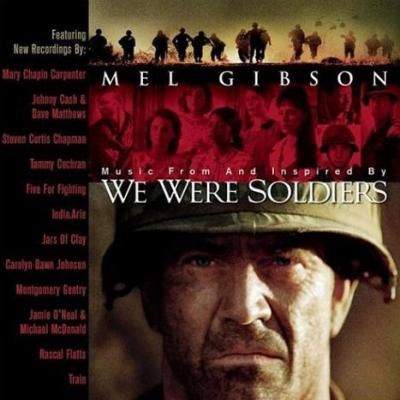 We Were Soldiers Soundtrack CD. We Were Soldiers Soundtrack