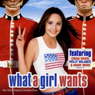 What a Girl Wants Soundtrack CD. What a Girl Wants Soundtrack