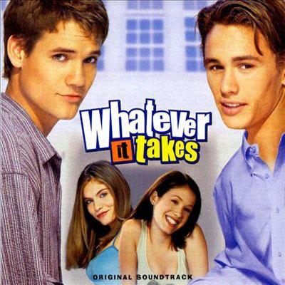 Whatever It Takes Soundtrack CD. Whatever It Takes Soundtrack