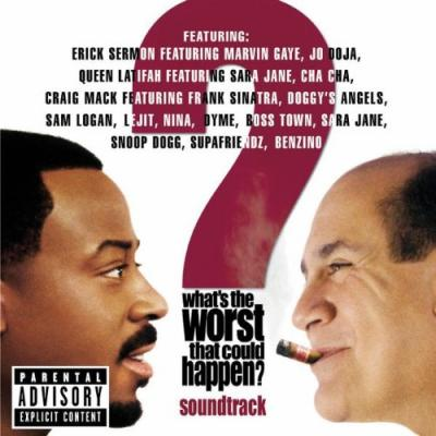What's The Worst That Could Happen? Soundtrack CD. What's The Worst That Could Happen? Soundtrack