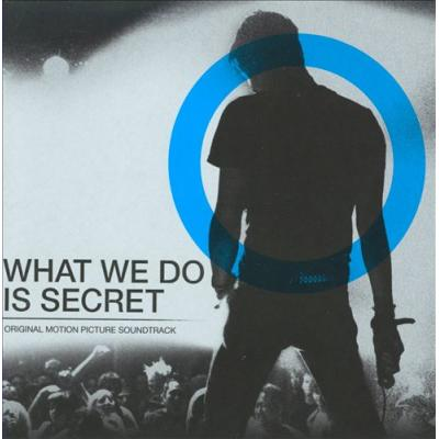 What We Do Is Secret Soundtrack CD. What We Do Is Secret Soundtrack