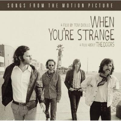 When You're Strange Soundtrack CD. When You're Strange Soundtrack