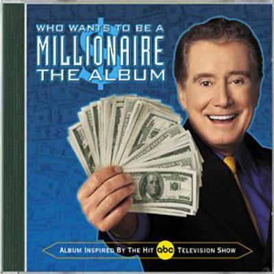 Who Wants to be a Millionaire Soundtrack CD. Who Wants to be a Millionaire Soundtrack