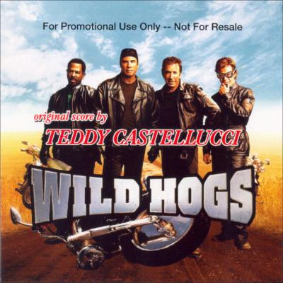 Wild Hogs Soundtrack CD. Wild Hogs Soundtrack