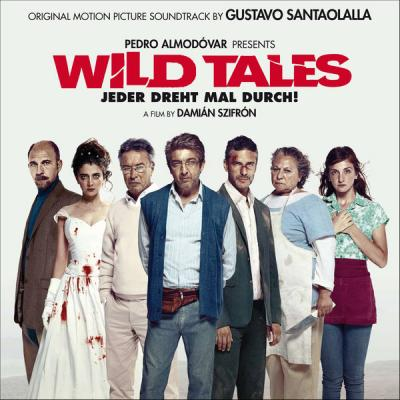 Wild Tales Soundtrack CD. Wild Tales Soundtrack