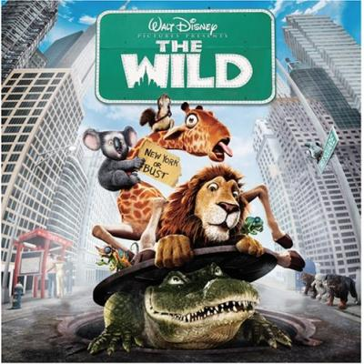 Wild, The Soundtrack CD. Wild, The Soundtrack
