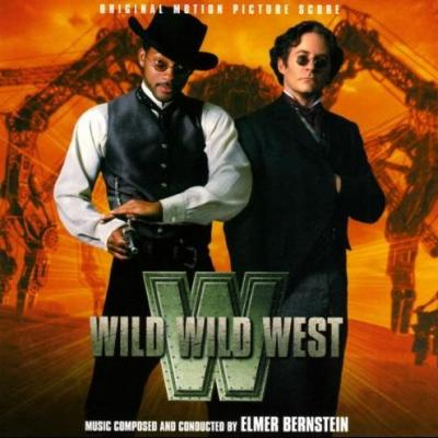 Wild Wild West Soundtrack CD. Wild Wild West Soundtrack