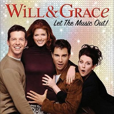 Will & Grace: Let The Music Out Soundtrack CD. Will & Grace: Let The Music Out Soundtrack