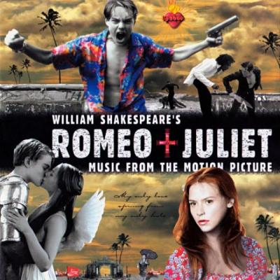 William Shakespeare's Romeo + Juliet Soundtrack CD. William Shakespeare's Romeo + Juliet Soundtrack
